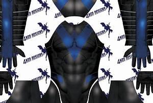 Night wing New 52 – Blue