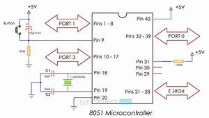 Pin Diagram Of 8051 Microcontroller With Explanation Epub Download