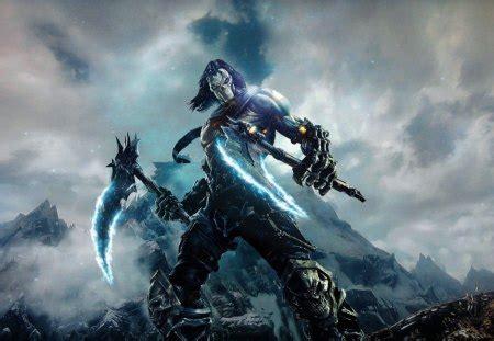 darksiders ii  video games background wallpapers