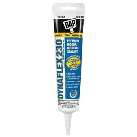 dap 5 5 oz dynaflex 230 premium indoor outdoor sealant