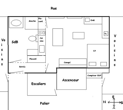 place du lit dans une chambre ordinaire place du lit dans une chambre 4 lit mezzanine