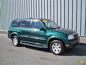 2003 Grove Green Metallic Suzuki Xl7 Limited 4x4  7282021
