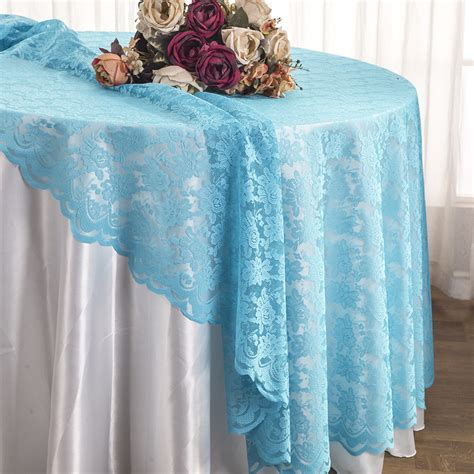 round lace table overlays turquoise round lace table overlays lace tablecloths