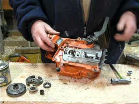 homelite super  chainsaw oiler repair test run