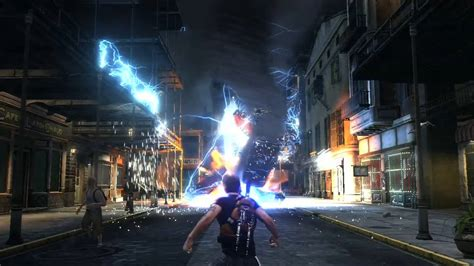 Infamous 2 Playstation 3 Review Game Revolver