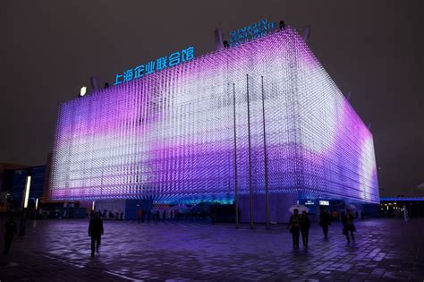 image gallery led facade