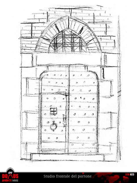 portone d ingresso in legno domus project costruzione 55 portone d ingresso 1
