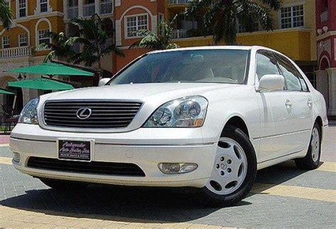 lexus car 2001 2001 lexus ls430 white car picture lexus car photos
