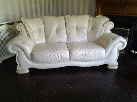Leather Sofas For Sale by 3 Seater And 2 Seater Pendragon Leather Sofas For Sale