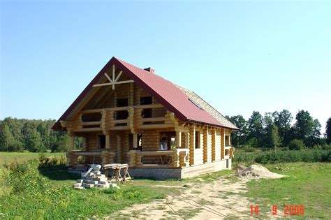 Wooden Houses : Eco Timber Country Wooden Homes
