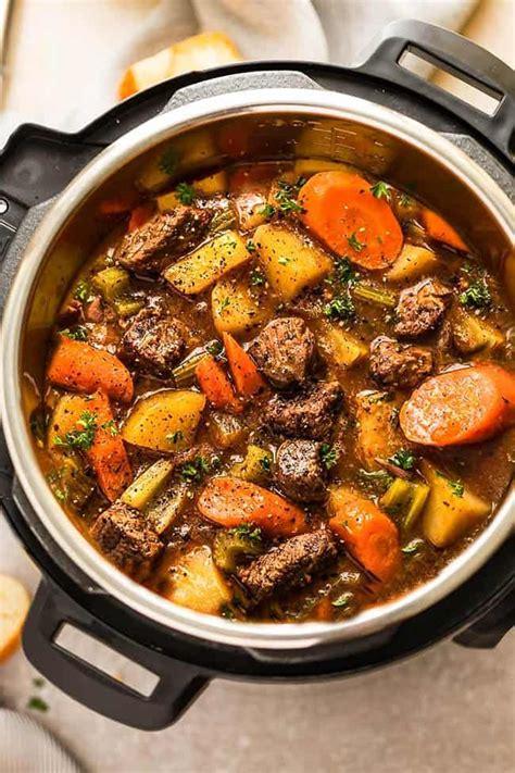 cheap  easy instant pot recipes instant pot beef
