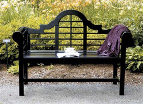 Benches Garden Furniture  Home Decoration Club