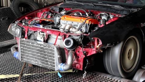 Honda Prelude H22 Turbo 500hp 1.2bar.mov