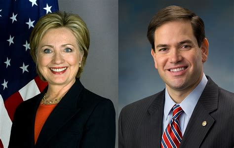 marco rubio attacks clinton after reviewing gop