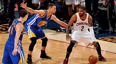 Kyrie Irving Puts Stephen Curry on Skates (VIDEO) | SLAM