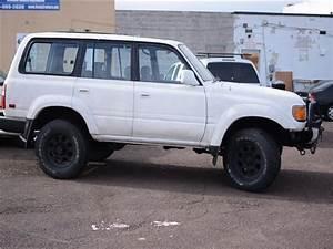 1992 Toyota Land Cruiser Engine Problem Start And Drive No