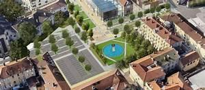 Rcs Bourg En Bresse : bourg en bresse la r novation de la place bernard d bute ~ Dailycaller-alerts.com Idées de Décoration