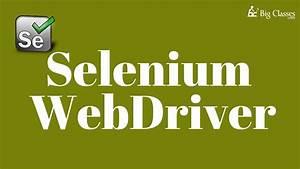 Features Of Selenium Webdriver