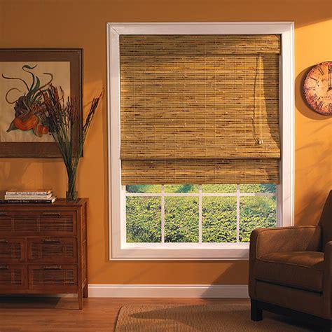 nice bamboo window blinds