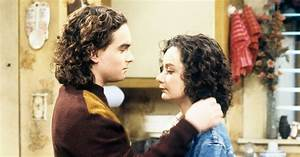 Johnny Galecki's #TBT Photo With Sara Gilbert on Roseanne ...