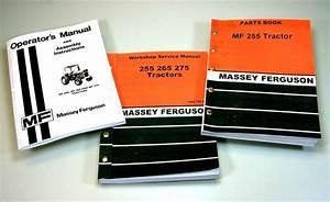 Massey Ferguson Manuel R U00e9paration Manual De Taller