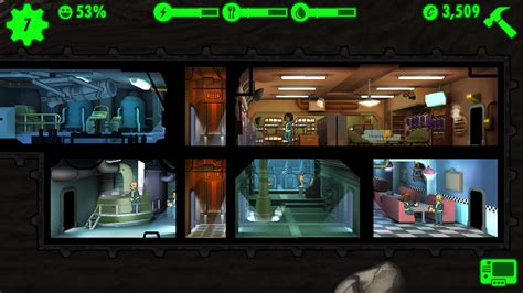 fallout shelter early vault onrpg game games bethsoft
