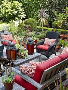 Summer, Outdoor, Decorating, Ideas, 6, U2013, Decoredo