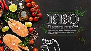 Bbq Restaurant Business Plan Templates Ppt