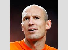 Arjen Robben Get Profile, Career Statistics, Records