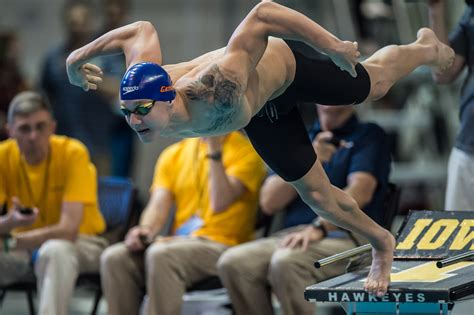 Caeleb Dressel Part Of Three Wins To Open All-Florida Invite