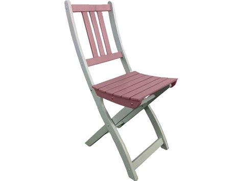 conforama chaise pliante chaise pliante de jardin coloris orchidée chez