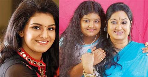 film actress kalpana daughter kalpana s daughter sreemayi wishes to learn acting