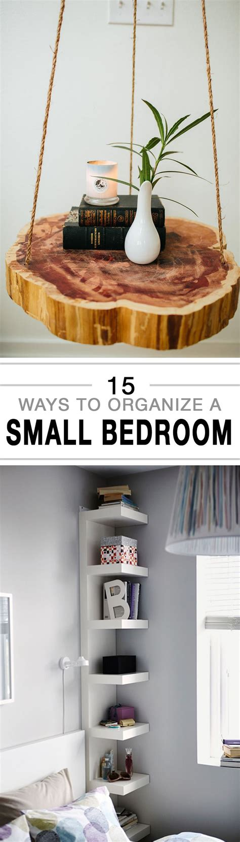 17 Best Ideas About Small Bedroom Storage On Pinterest