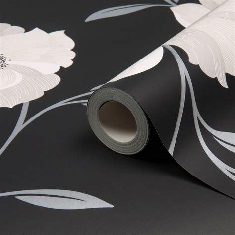 charleston floral black wedding buffett white