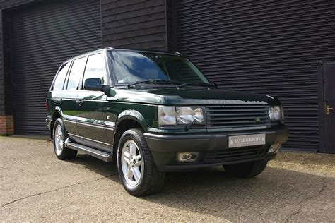 range rover p38 used land rover range rover p38 4 6 hse limited edition