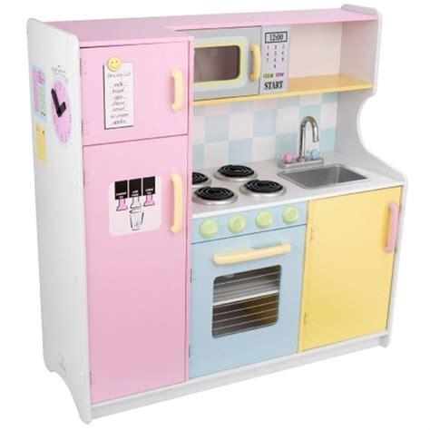 cuisine en bois jouet ikea d occasion grande cuisine enfant kidkraft en bois achat vente