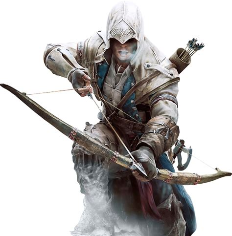 Assassins Creed Iii Connor Kenway By Ivances On Deviantart