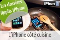 applis cuisine dossier gourmand plus de 18 applis de recettes de