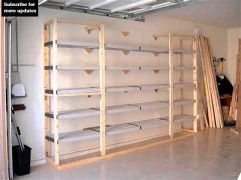 Shelf Ideas For Garage by Storage Shelving Picture Ideas Garage Shelving Ideas
