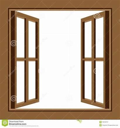 Window Clipart Open Windows Clip Cliparts Door
