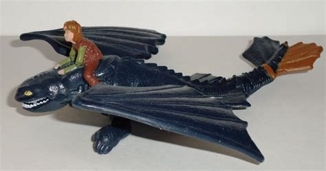 decopac   train  dragon cake topper figure loose