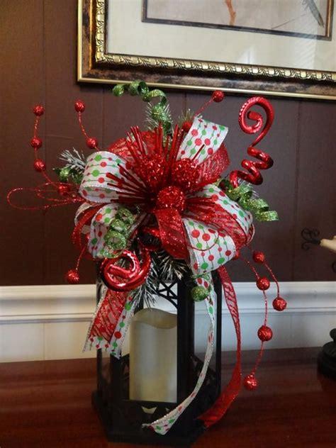 top  fascinating christmas decorations  ribbon