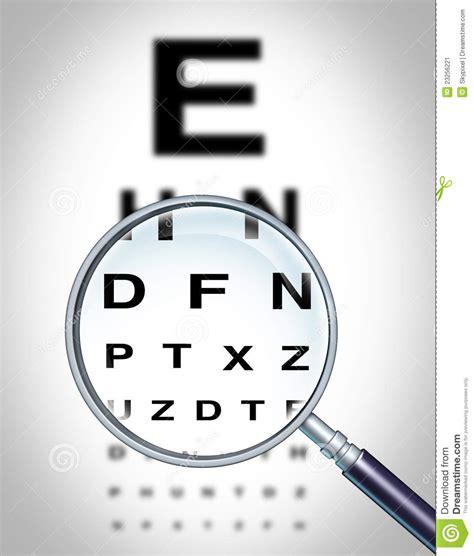 human eye vision stock image image