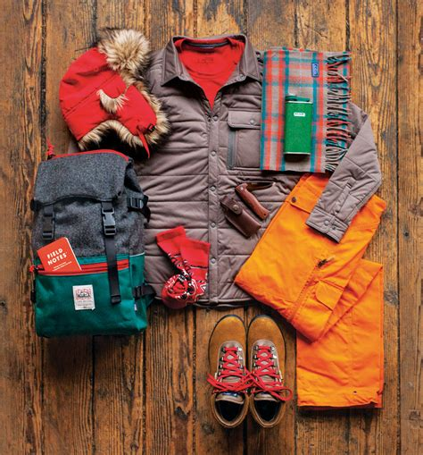Modern Outdoor Apparel And Accessories