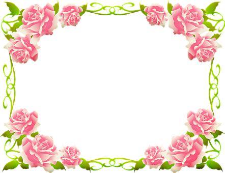 bingkai mawar gambar  gambar gambar gratis pixabay