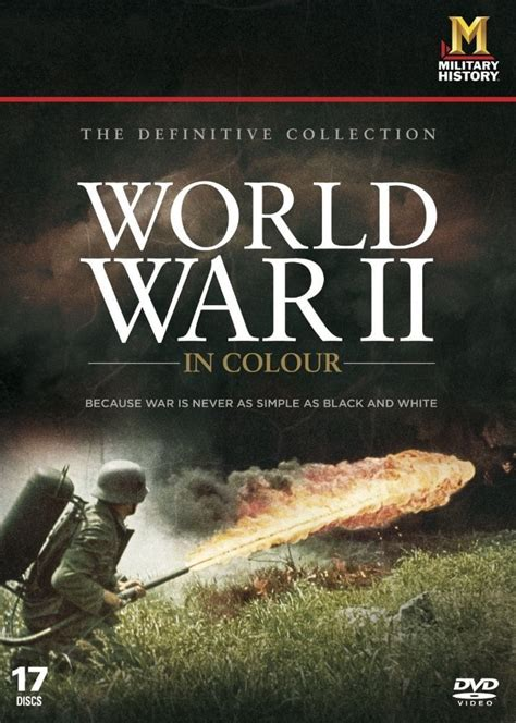world war 2 in color world war ii in hd colour tv series 2009 2013 posters