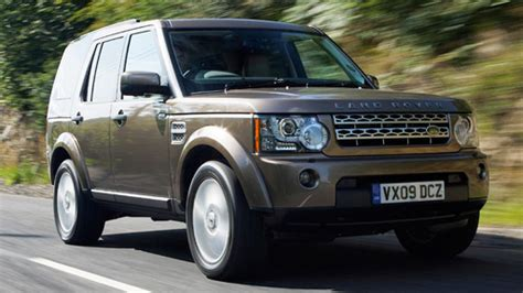 road test land rover discovery  tdv hse dr auto