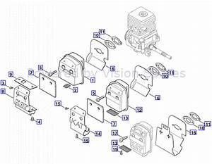 Stihl Fs 74 Parts Diagram