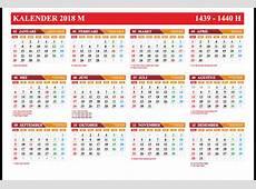Kalender 2018 Jawa PDF, Excel, Word Kalender 2019