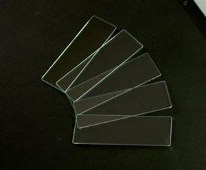 GLASS Microscope Slides, Plain, Box of 72